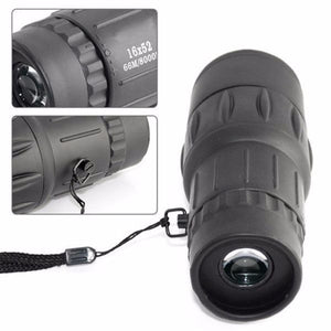 16 x 50 Monocular Telescope with bag for outdoor sport Camping - Perfect Dealz