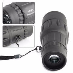 16 x 50 Monocular Telescope with bag for outdoor sport Camping