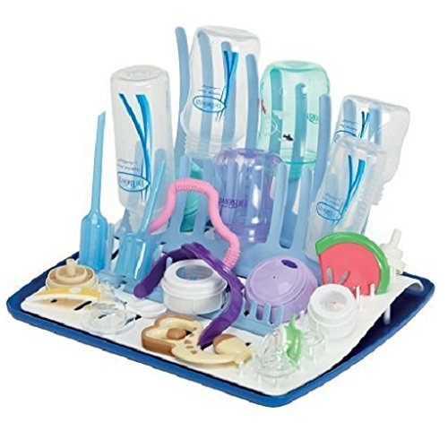 Drying rack for kids bottles and training cups