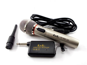 K&K Wireless Microphone Set - Perfect Dealz