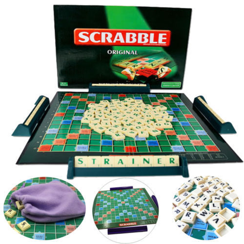 Scrabble Board Game
