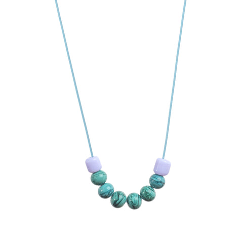 SONIA beaded necklace