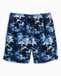 BOYS CAMO SWIM TRUNK