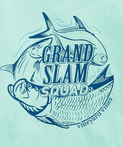 Grand Slam Squad LS Tee