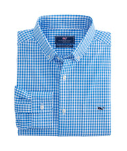 Load image into Gallery viewer, Classic Fit Arawak Gingham Tucker Shirt