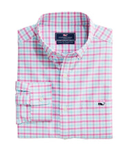 Load image into Gallery viewer, Classic Fit Permit Cotton Performance Tucker Button-Down Shirt