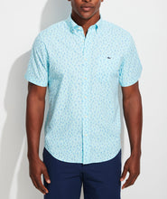 Load image into Gallery viewer, Classic Fit Atlantic Sailing Tucker Short-Sleeve Button-Down Shirt