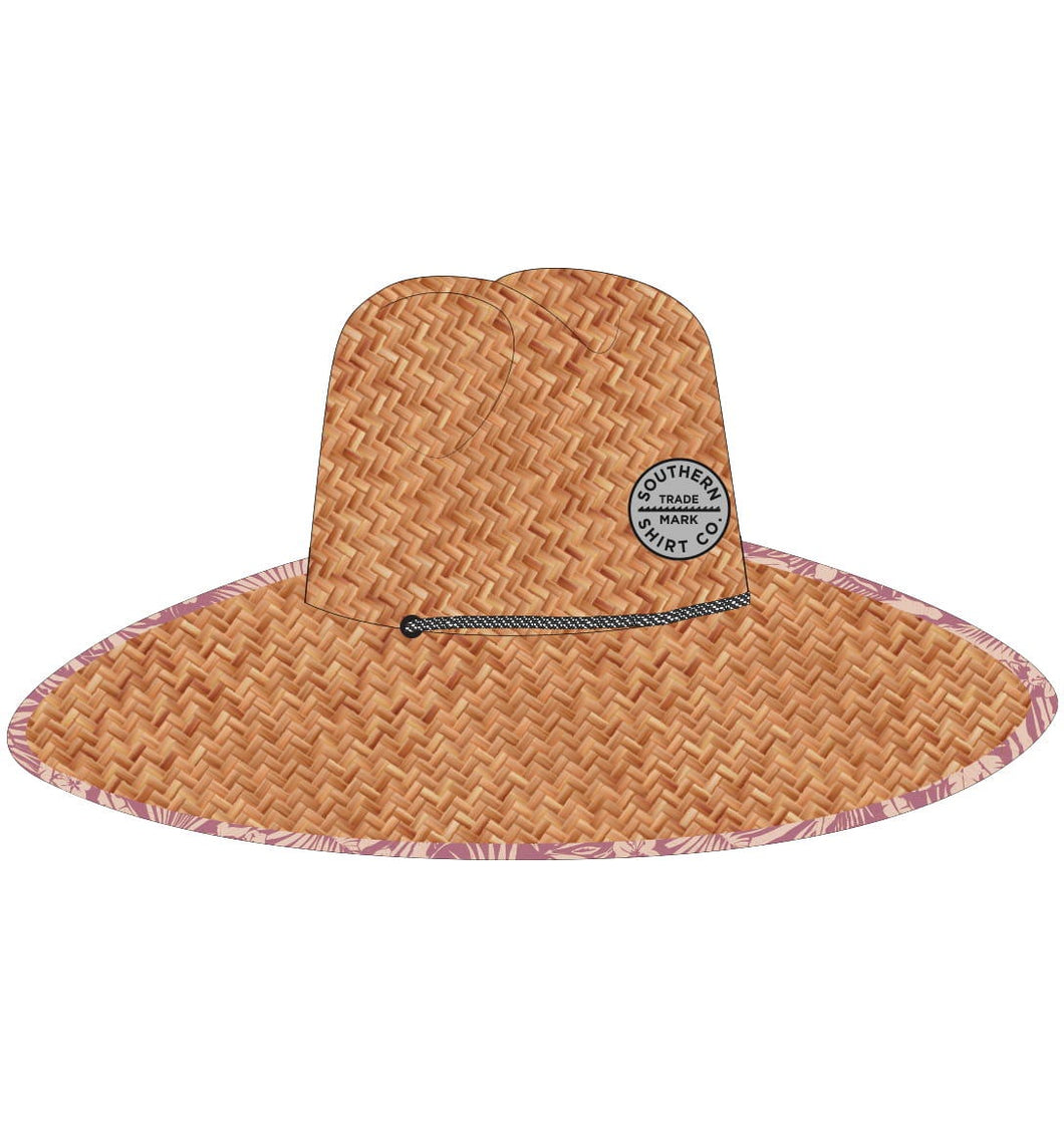 To the Brim Straw Hat