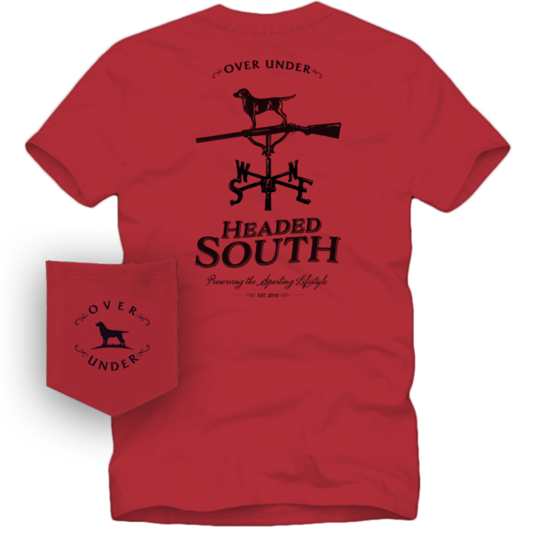 S/S Headed South T-Shirt