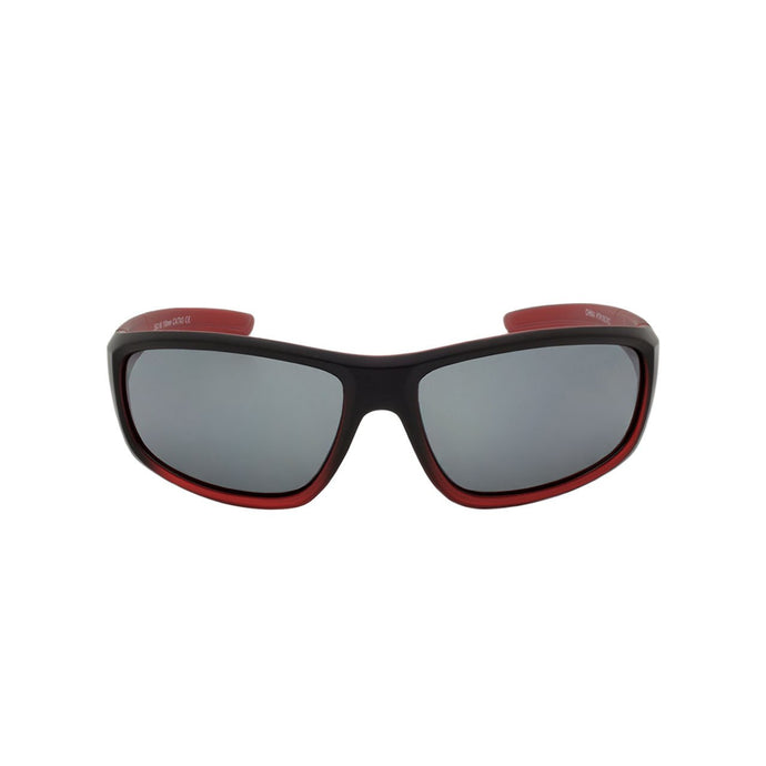 Boys' Sport Wrap Sunglasses Bodyguard Carmine