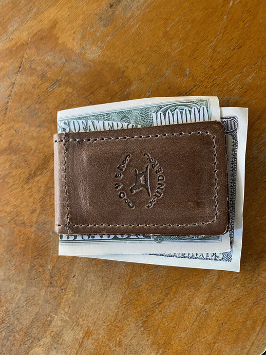 Horween Money Clip