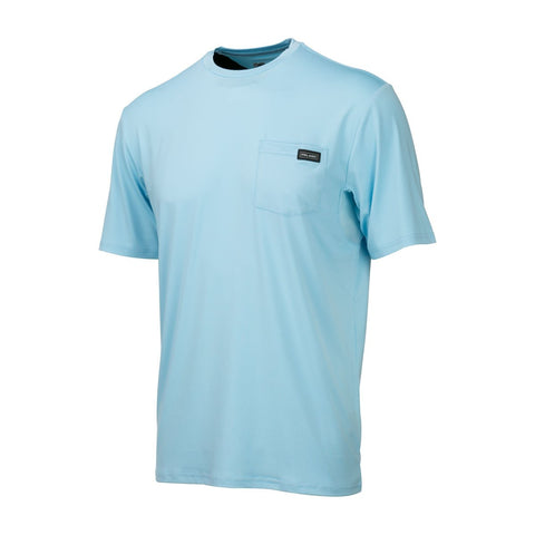 WATERMAN PRO SHORT SLEEVE PERFORMANCE SHIRT