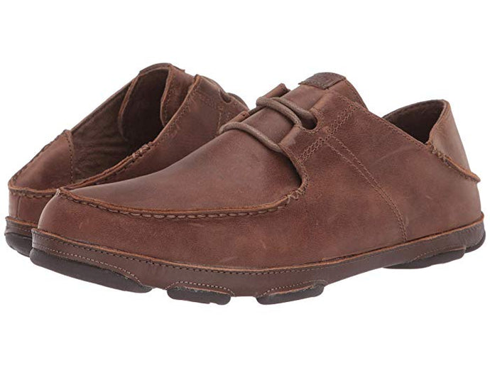 Ohana Lī ʻIli Men's Leather Shoes
