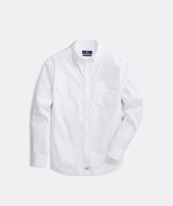 Classic Fit End On End Stretch Murray Shirt