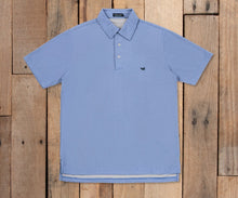 Load image into Gallery viewer, Eagle Heather Performance Polo