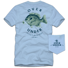 Load image into Gallery viewer, S/S Panfish T-Shirt Blue Sky