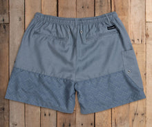 Load image into Gallery viewer, Dockside Swim Trunk - Maldives Chambray