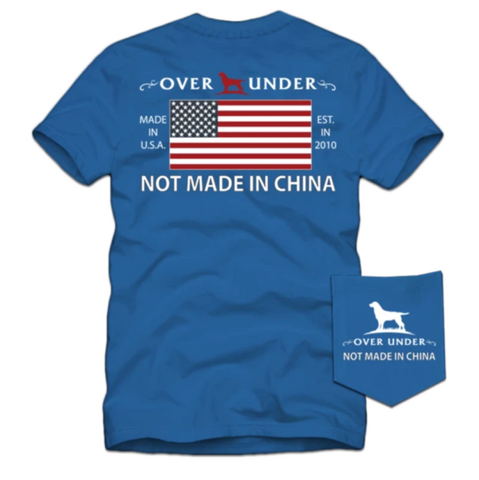 S/S Not Made in China T-Shirt