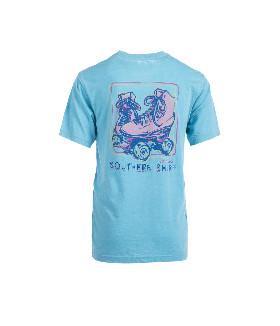 Girls Rinks Rule, Boys Drool SS Tee