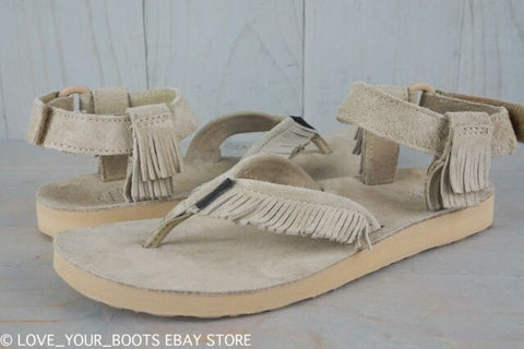 ORIGINAL SANDAL LEATHER FRINGE