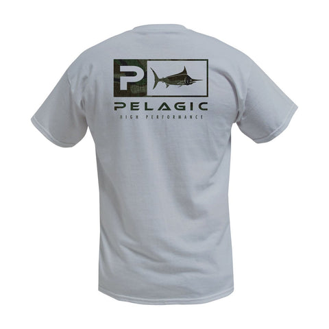 DELUXE FISH CAMO T-SHIRT