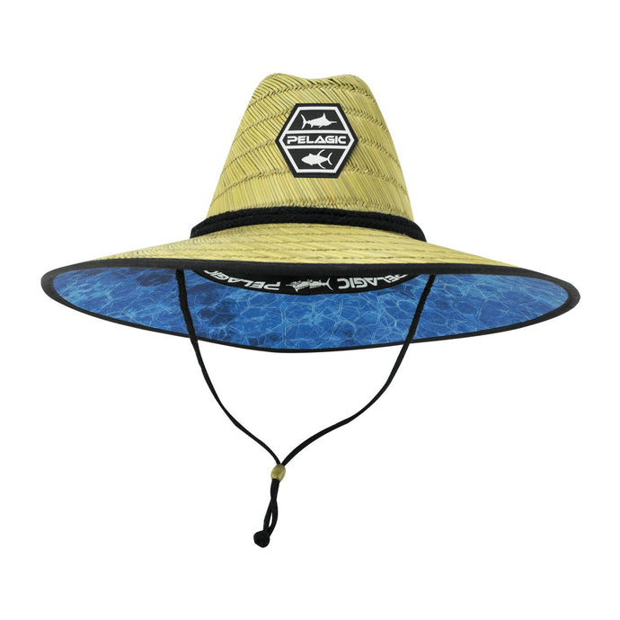 Baja Straw Fishing Hat