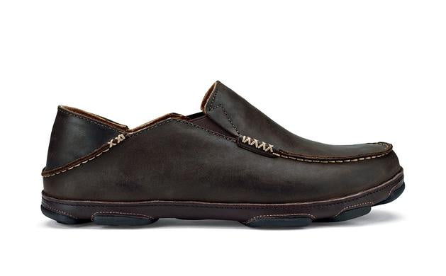 Moloā Men's Leather Slip On Shoes