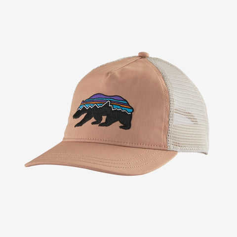Fitz Roy Bear Layback Trucker