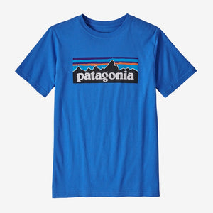Boys' P-6 Logo Organic Cotton T-Shirt