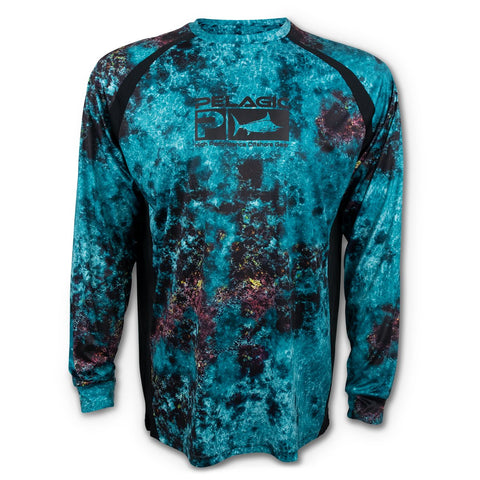 VAPORTEK LONG SLEEVE PERFORMANCE SHIRT