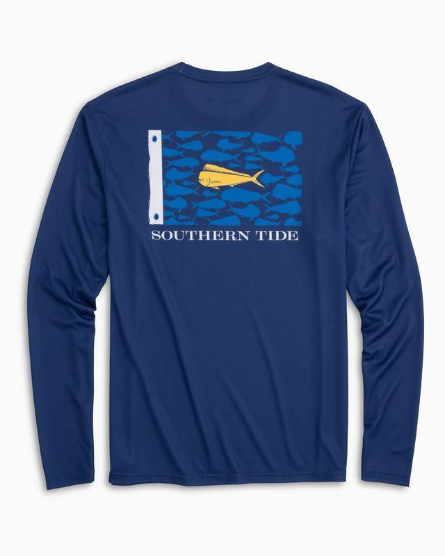 Mahi Mahi Flag Performance Tee