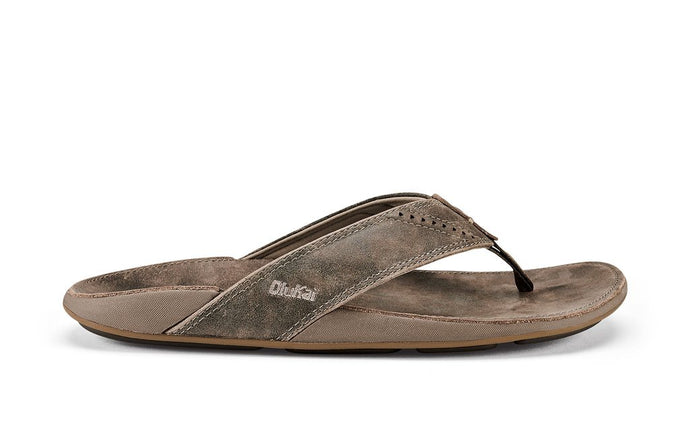 Nui Men's Leather Beach Sandals