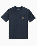 FISHING COMPASS T-SHIRT