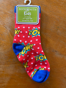 KIDS SOCK SMITH