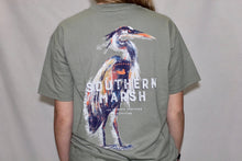Load image into Gallery viewer, Impressions Tee- Heron