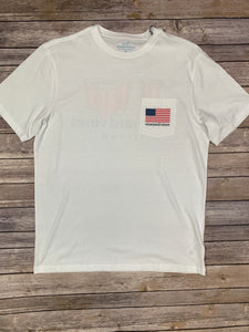 Island Shot Pocket Tee