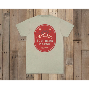 Branding Collection Tee - Mountain Rise