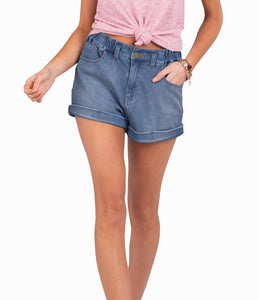 Not Your Mama's Denim Shorts