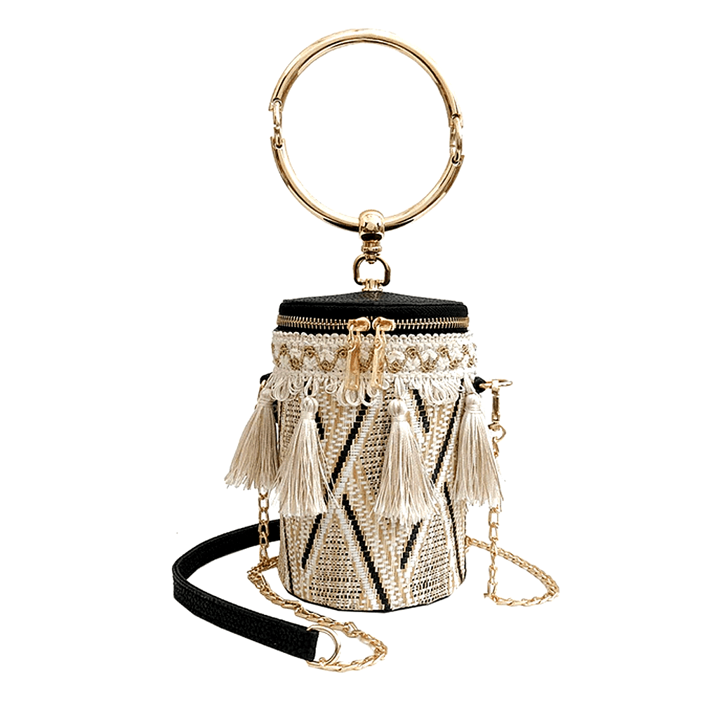 Bella Tassel Bag