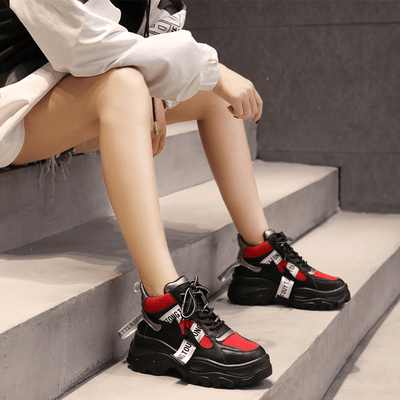 Mabel Hi-rise Sneakers