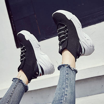 Poise High Rise Sneakers