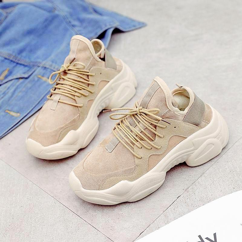 Riley Suede Sneakers