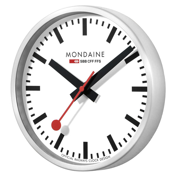 Mondaine Wall Clock 250mm (25cm)