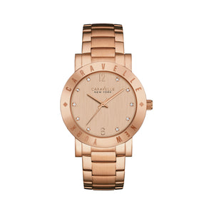 Caravelle New York 'Boyfriend' Watch