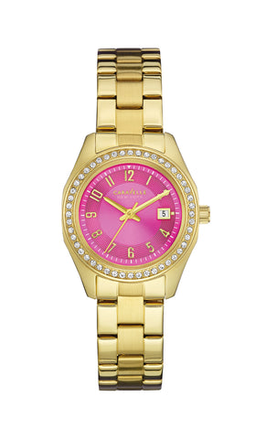 Caravelle New York 'Perfectly Petite' Watch