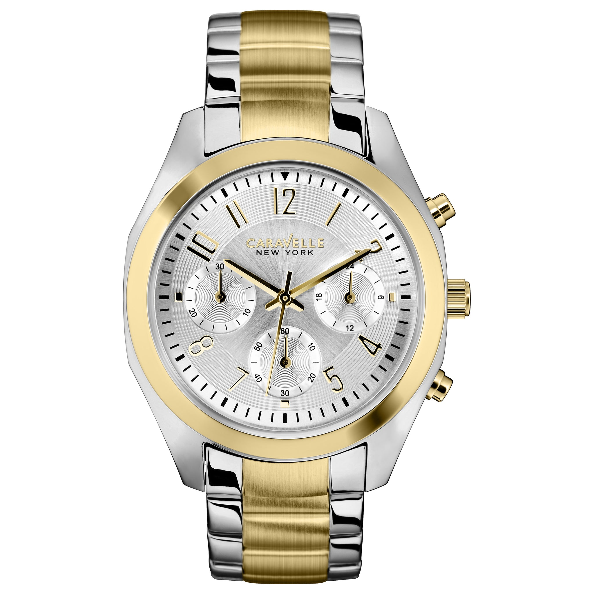 Caravelle New York 'Melissa' Chronograph Watch