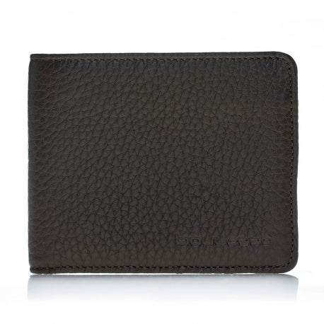 Jeffry mans leather wallet