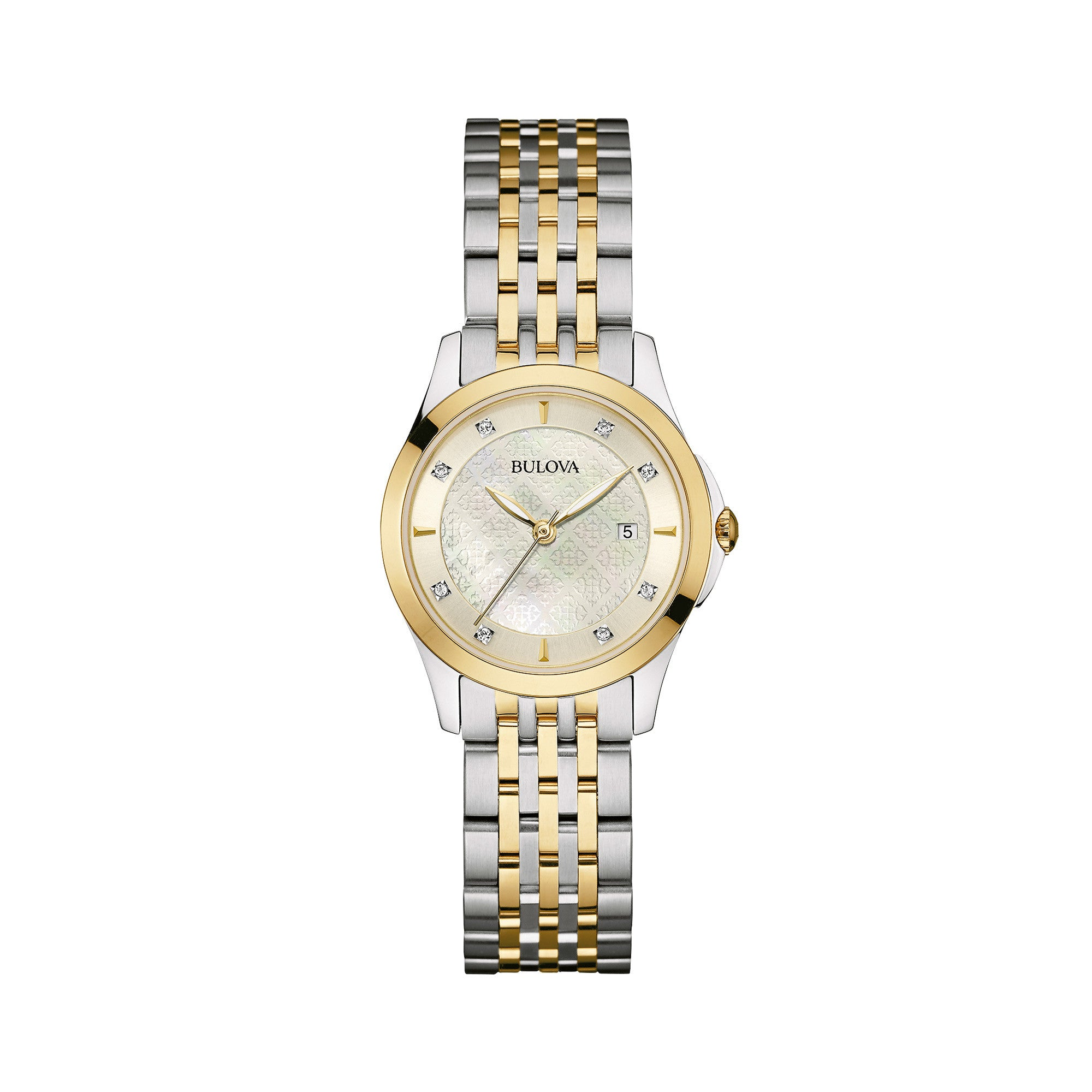 Bulova Diamonds Collection Watch 98S148