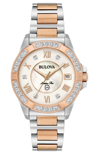 Bulova 98R234 Ladies Marine Star