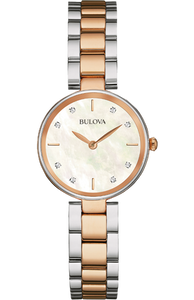 Bulova 98S147 Ladies Diamond dial